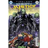 Story Arc - Justice League - Timeless