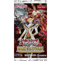 Yu-Gi-Oh!: Dark Saviors - Booster Pack