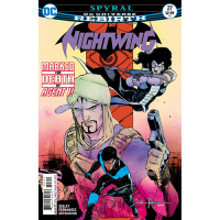 Story Arc - Nightwing - Spyral