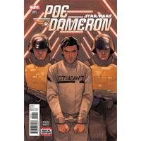 Story Arc - Poe Dameron - Lockdown