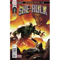 Story Arc - She-Hulk - Jen Walters Must Die