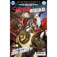 Story Arc - Suicide Squad - Secret History of the Task Force X
