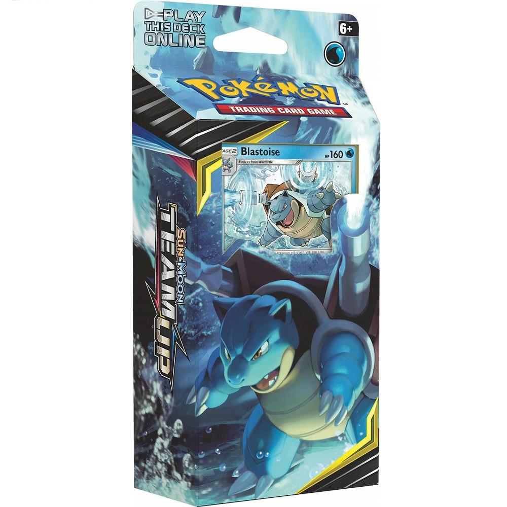 Pokemon Trading Card Game: Sun & Moon 9 Team Up - Blastoise