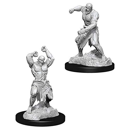 D&D Unpainted Miniatures: Flesh Golem