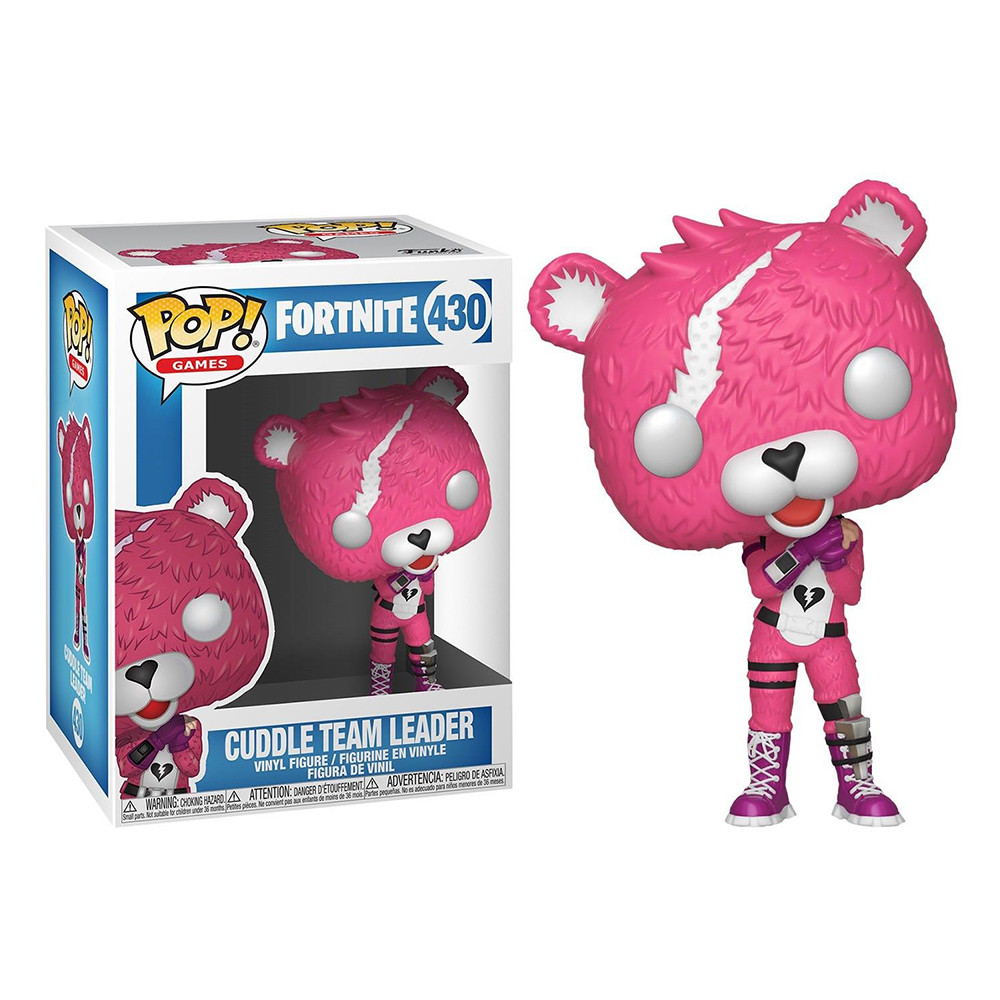 Funko Pop: Fortnite - Cuddle Team Leader