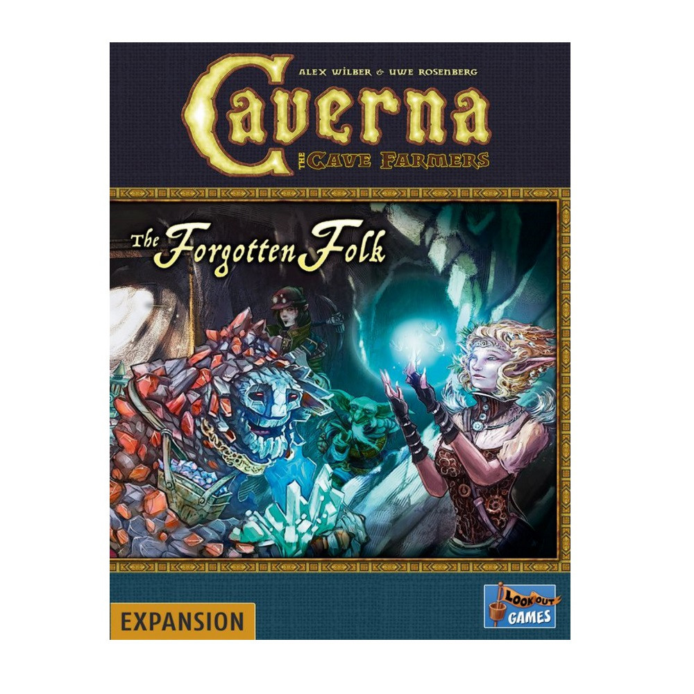 Caverna: The Forgotten Folk