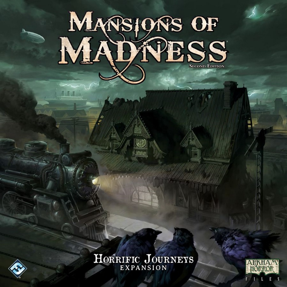 Mansions of Madness (editia a doua) - Horrific Journeys