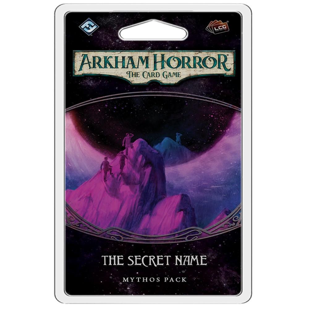 Arkham Horror: The Card Game - The Secret Name Mythos Pack