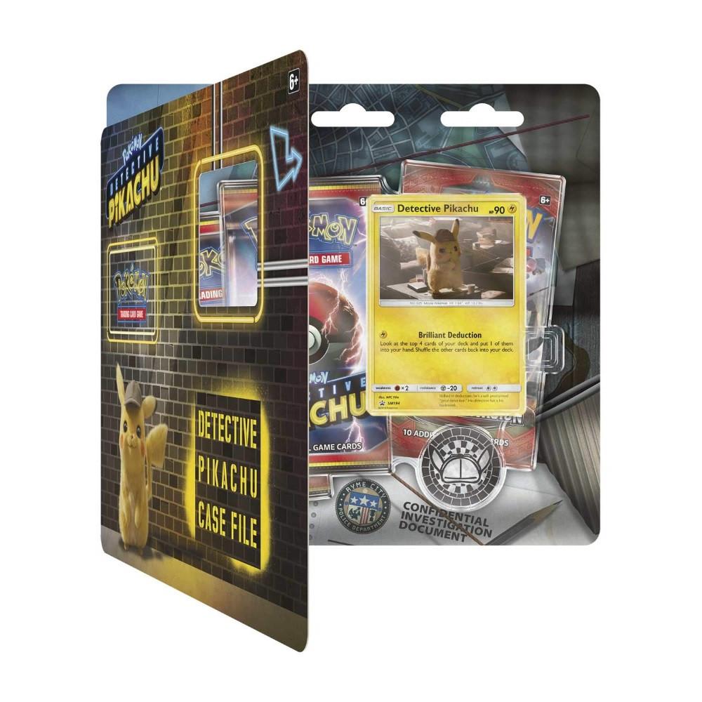 Pokemon Trading Card Game:  Detective Pikachu Case File