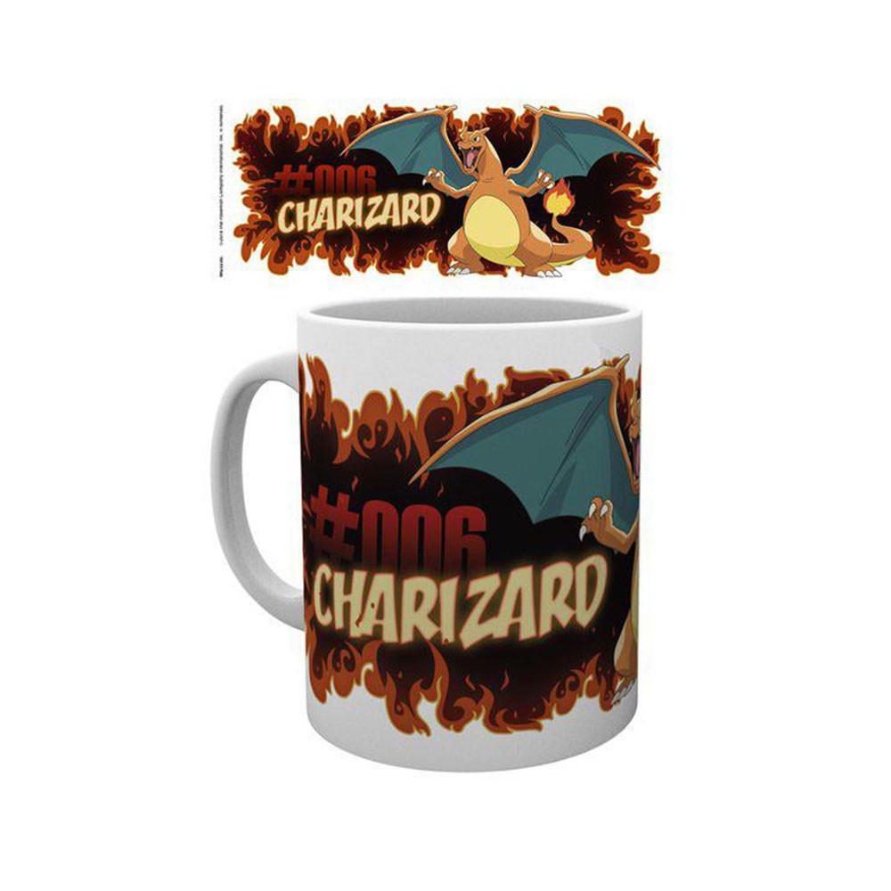 Cana Pokemon - Charizard Fire