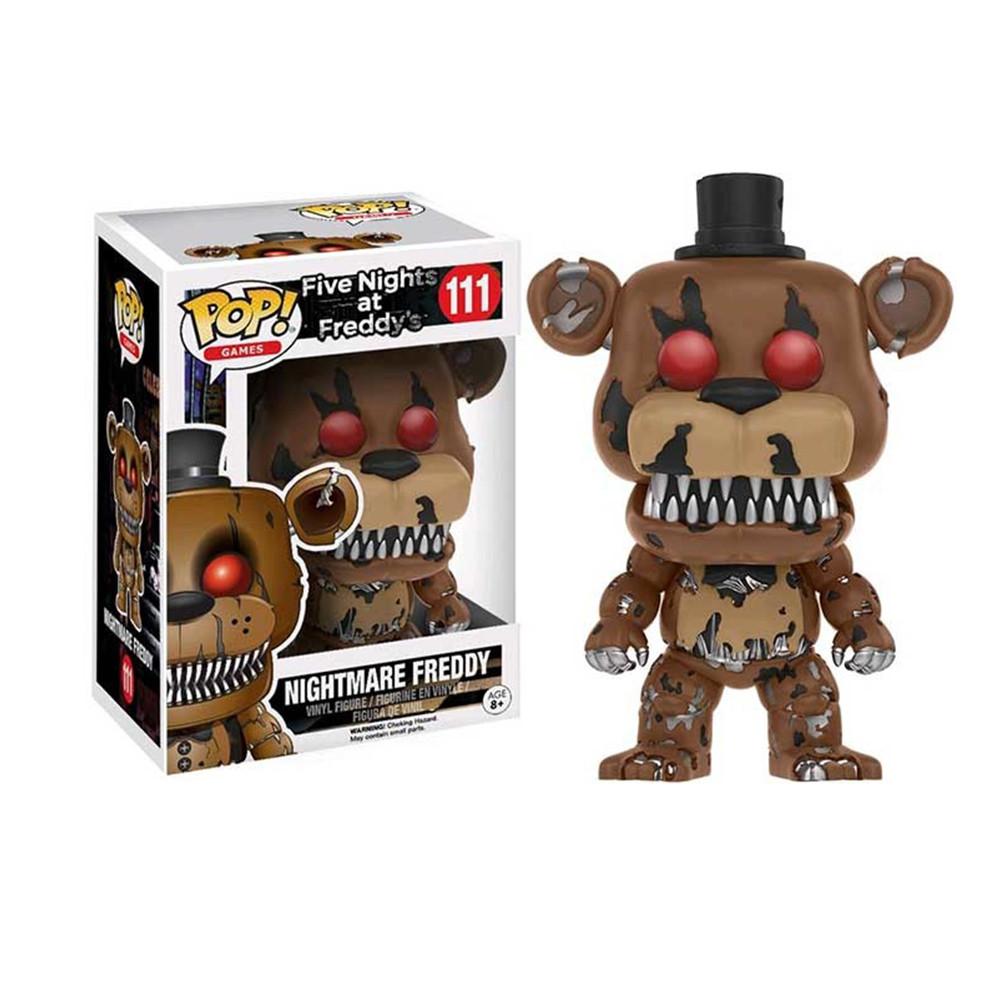 Funko Pop: FNAF: Nightmare Freddy