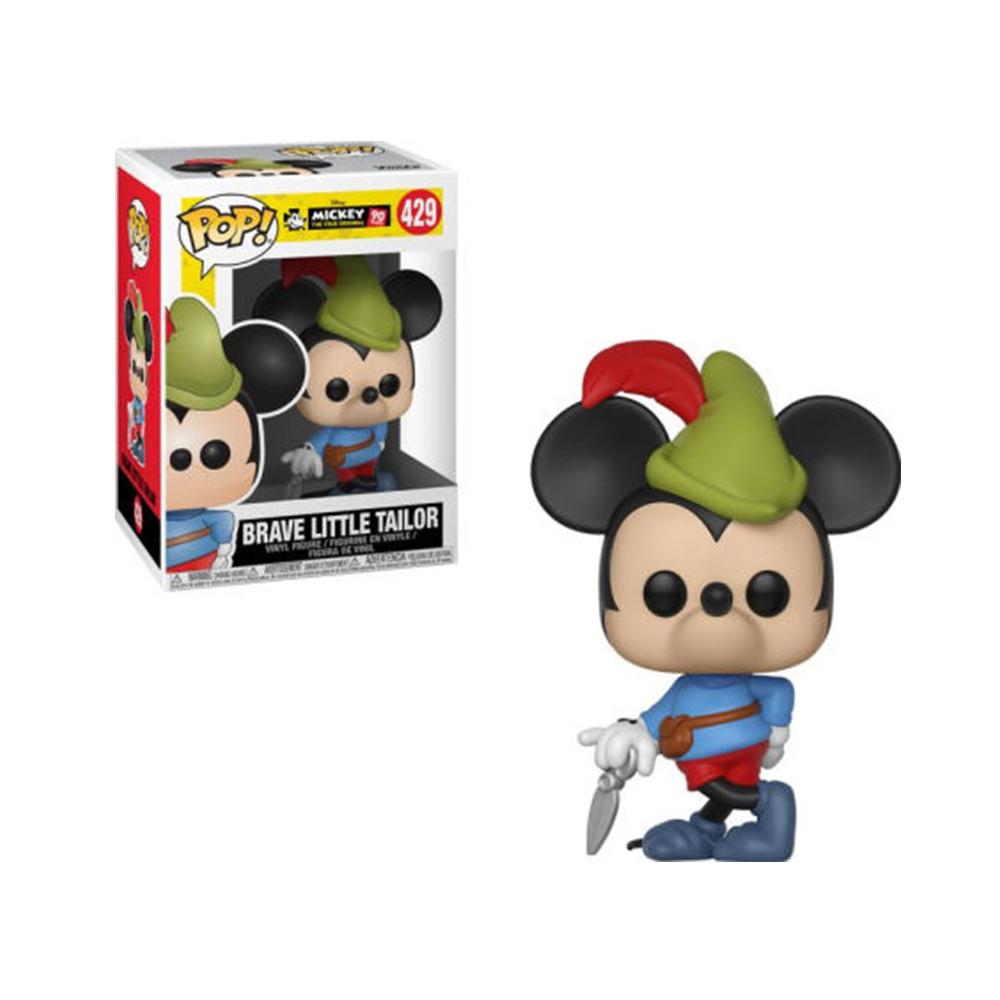 Funko Pop: Mickey's 90th Anniversary: Brave Little Tailor Mickey