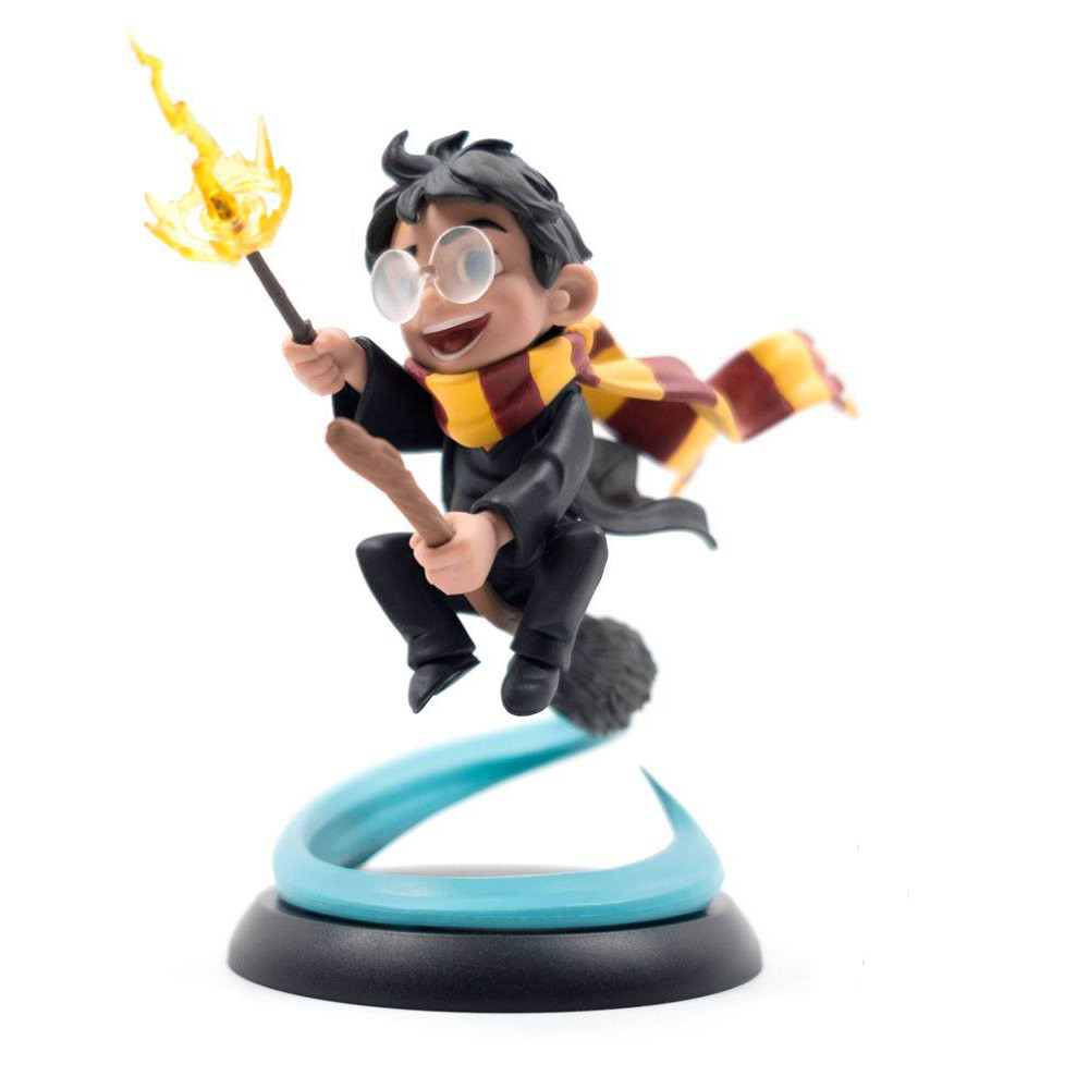 Figurina: Harry Potter Q-Fig - Harry Potter's First Flight 10 cm