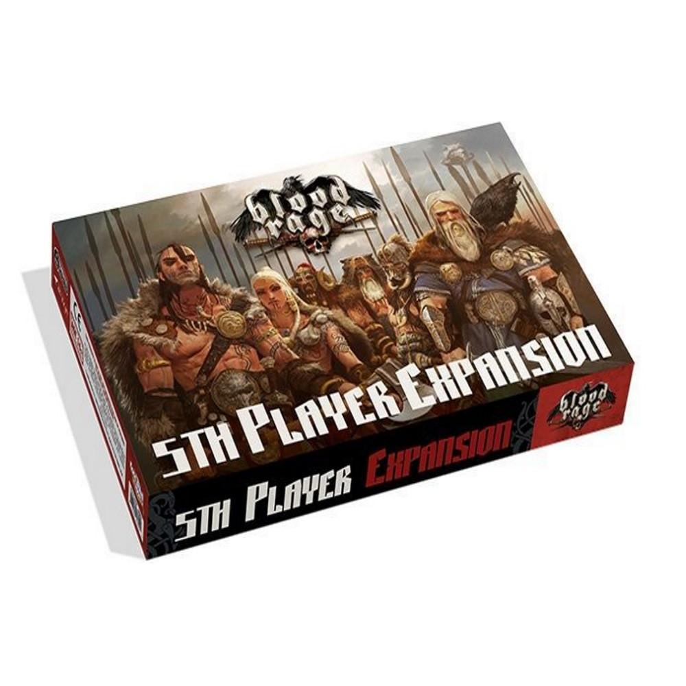 Blood Rage: 5th Player