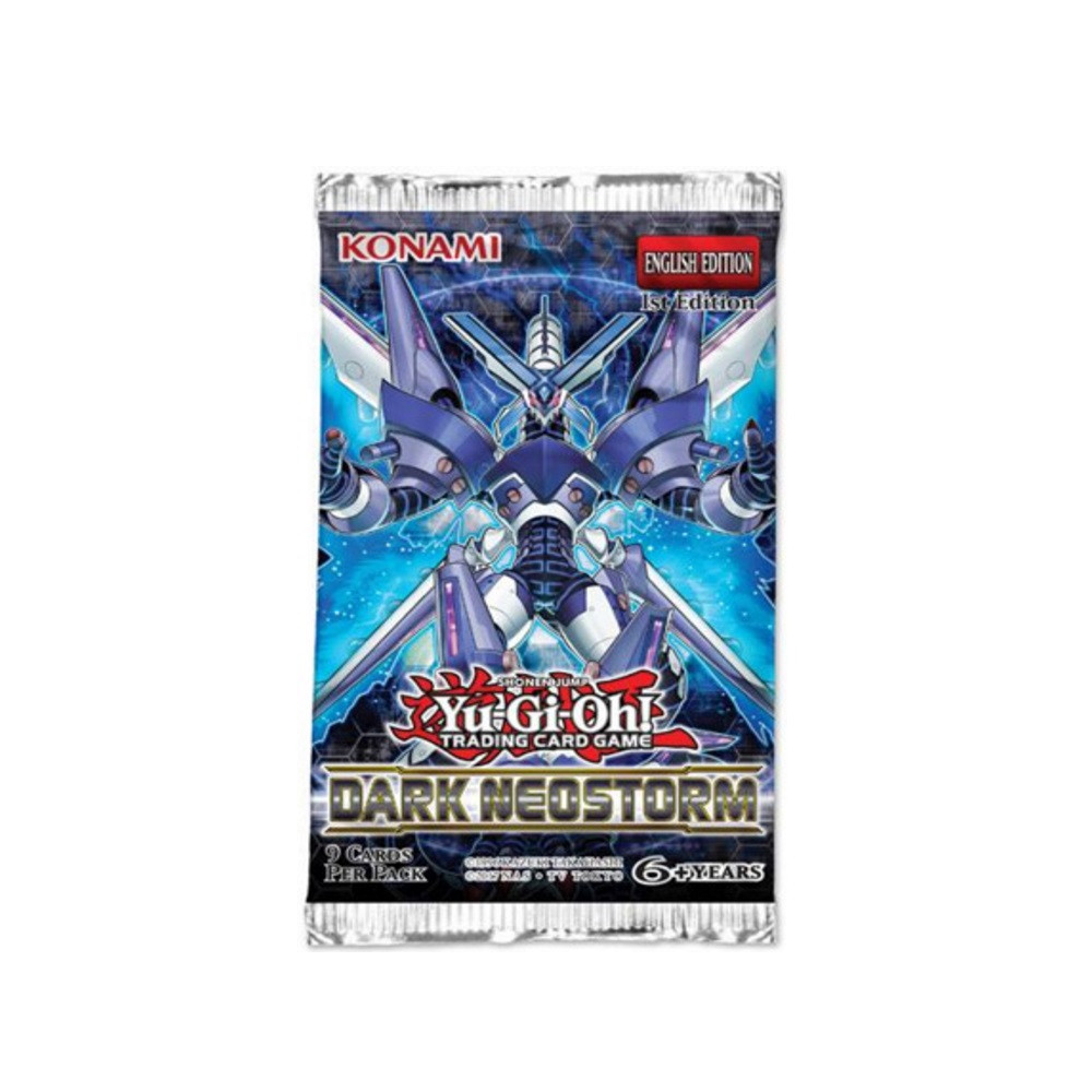 Pachet Yu-Gi-Oh! - Dark Neostorm Booster Pack