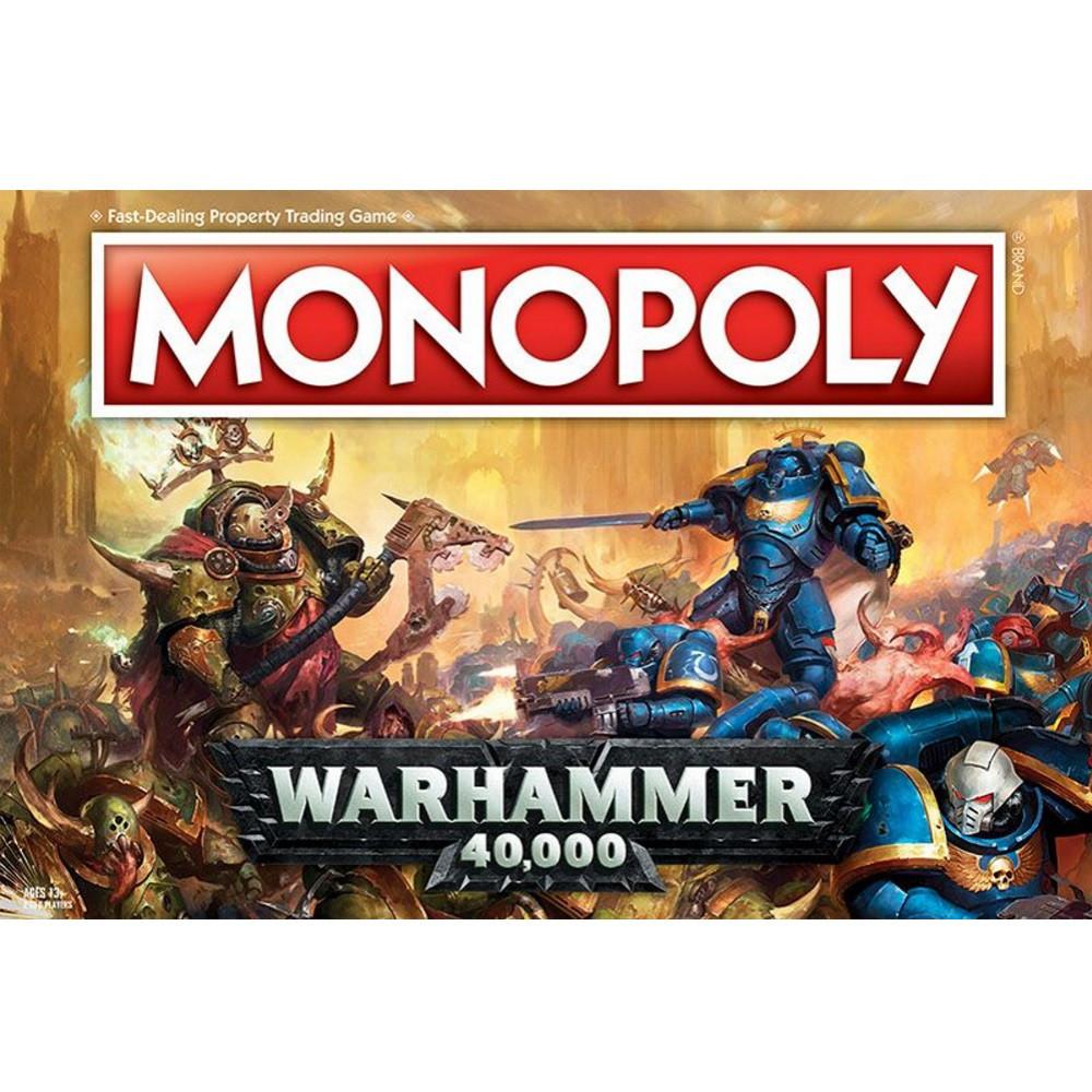 Joc Monopoly Warhammer 40.000