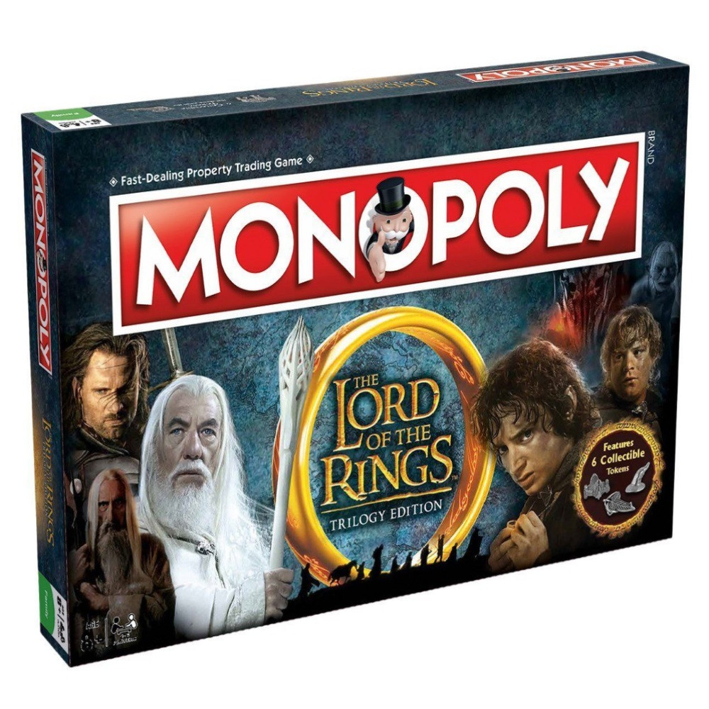 Joc Monopoly Lord of the Rings