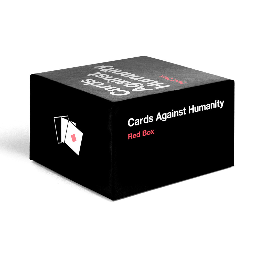 Expansiune Cards Against Humanity - Red Box