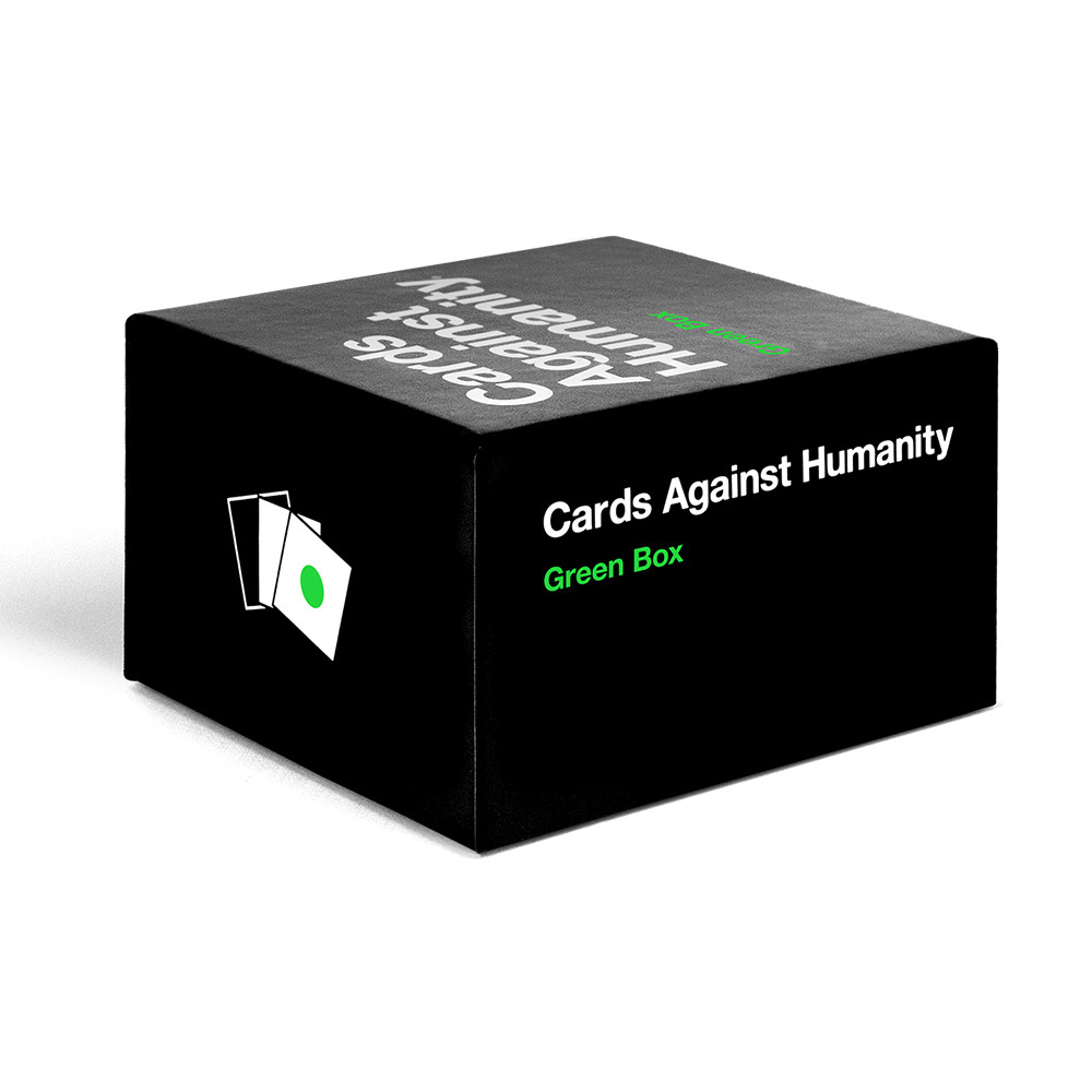 Expansiune Cards Against Humanity - Green Box