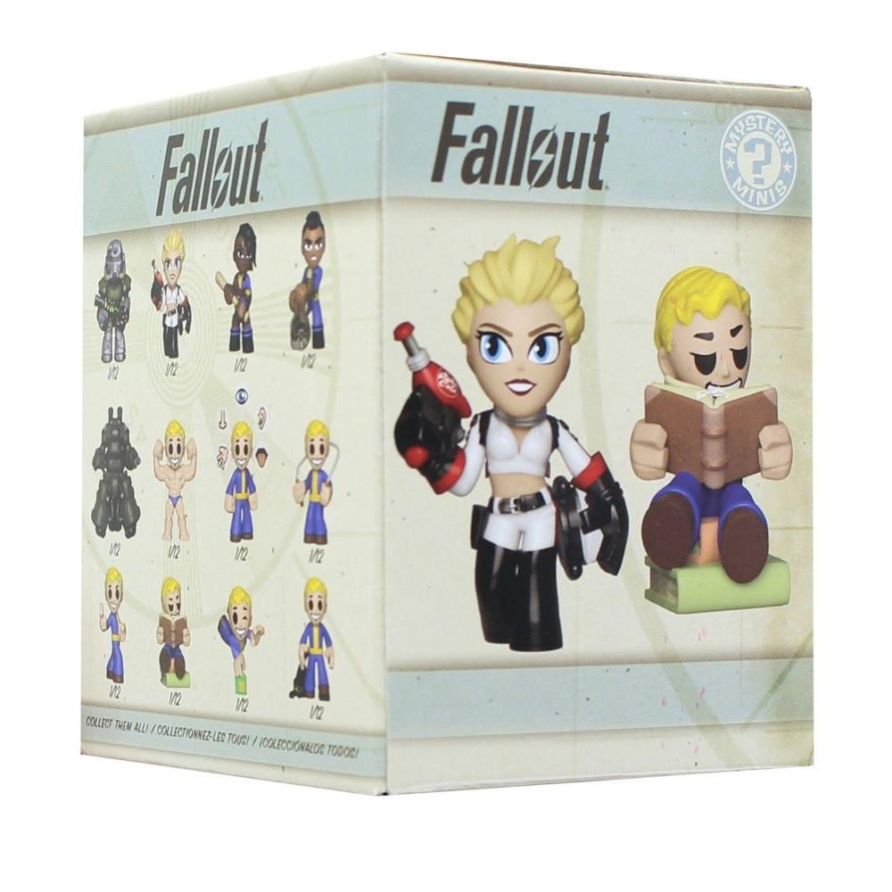 Mini Figurine Mystery Minis Blind Box: Fallout S2