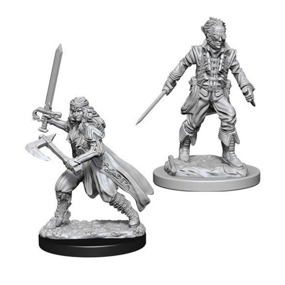 D&D Unpainted Miniatures: Vampire Hunters