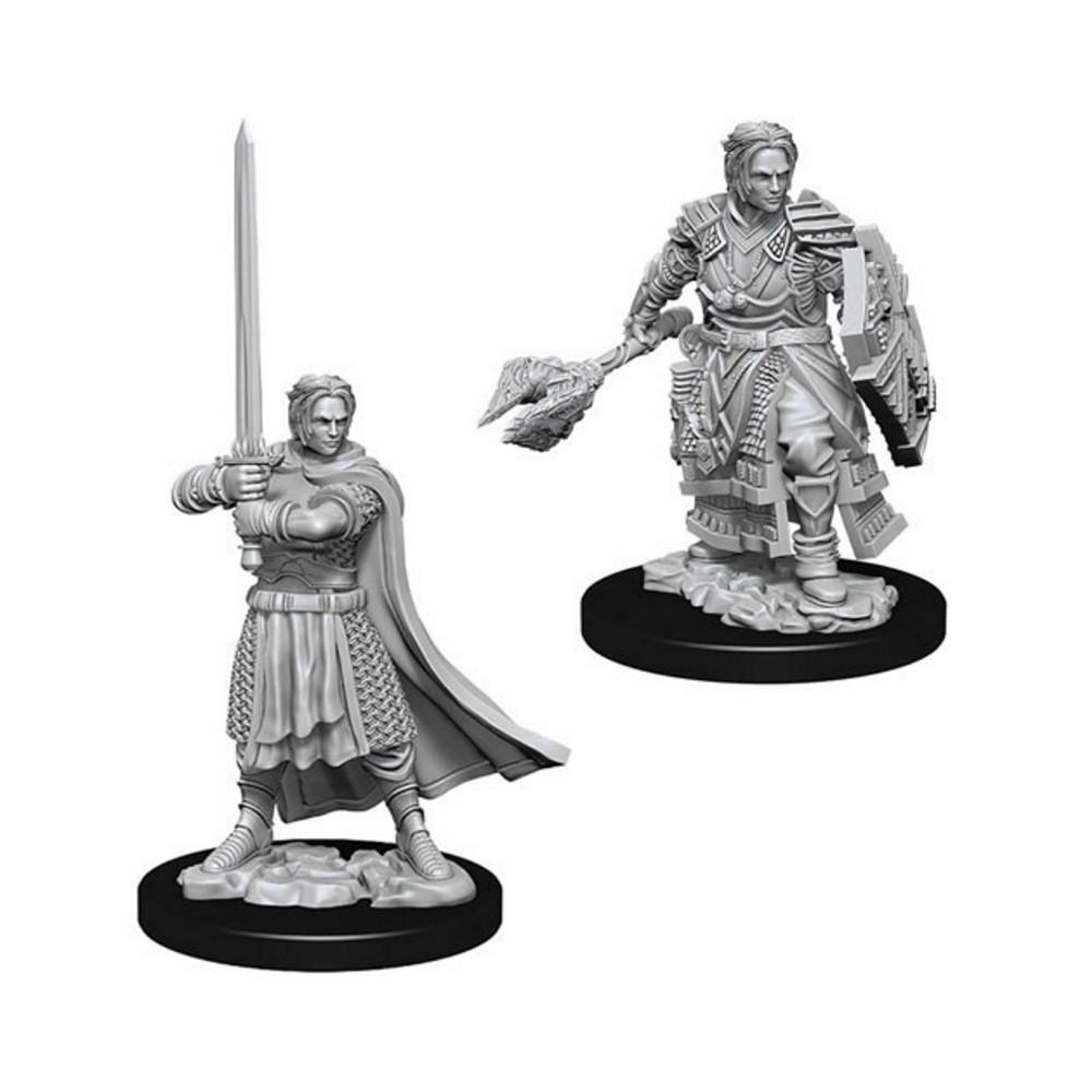Miniaturi Nepictate D&D Male Human Cleric