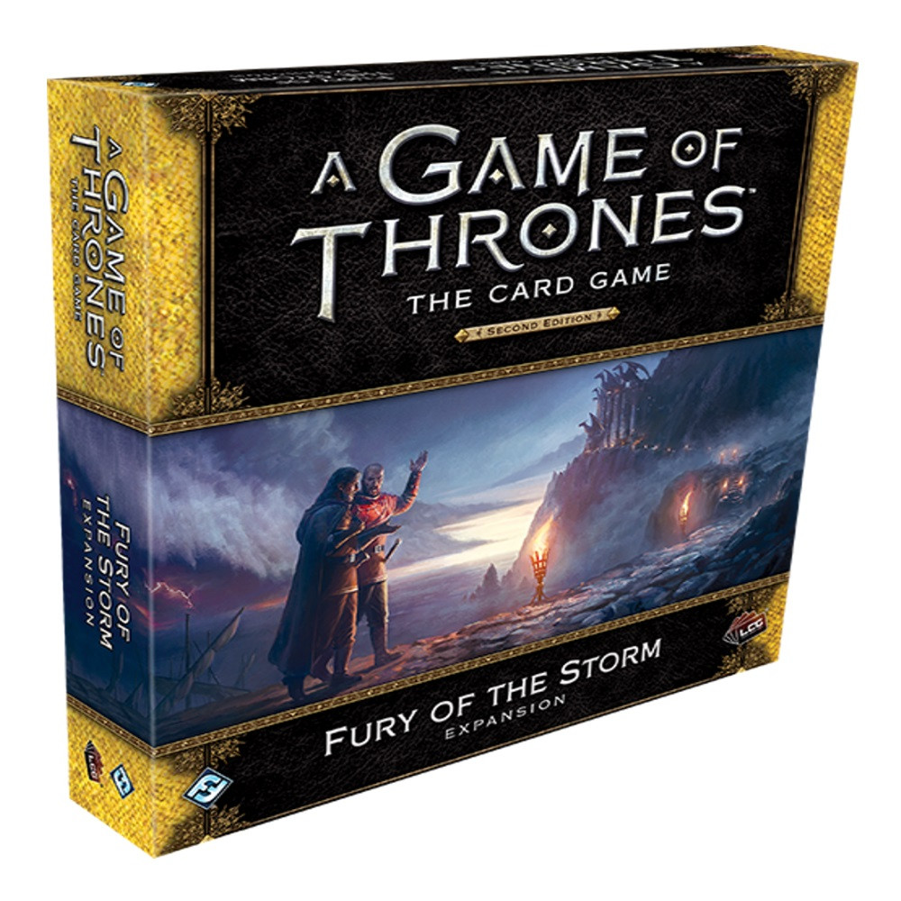 A Game of Thrones: The Card Game (editia a doua) - Fury of the Storm Deluxe Expansion