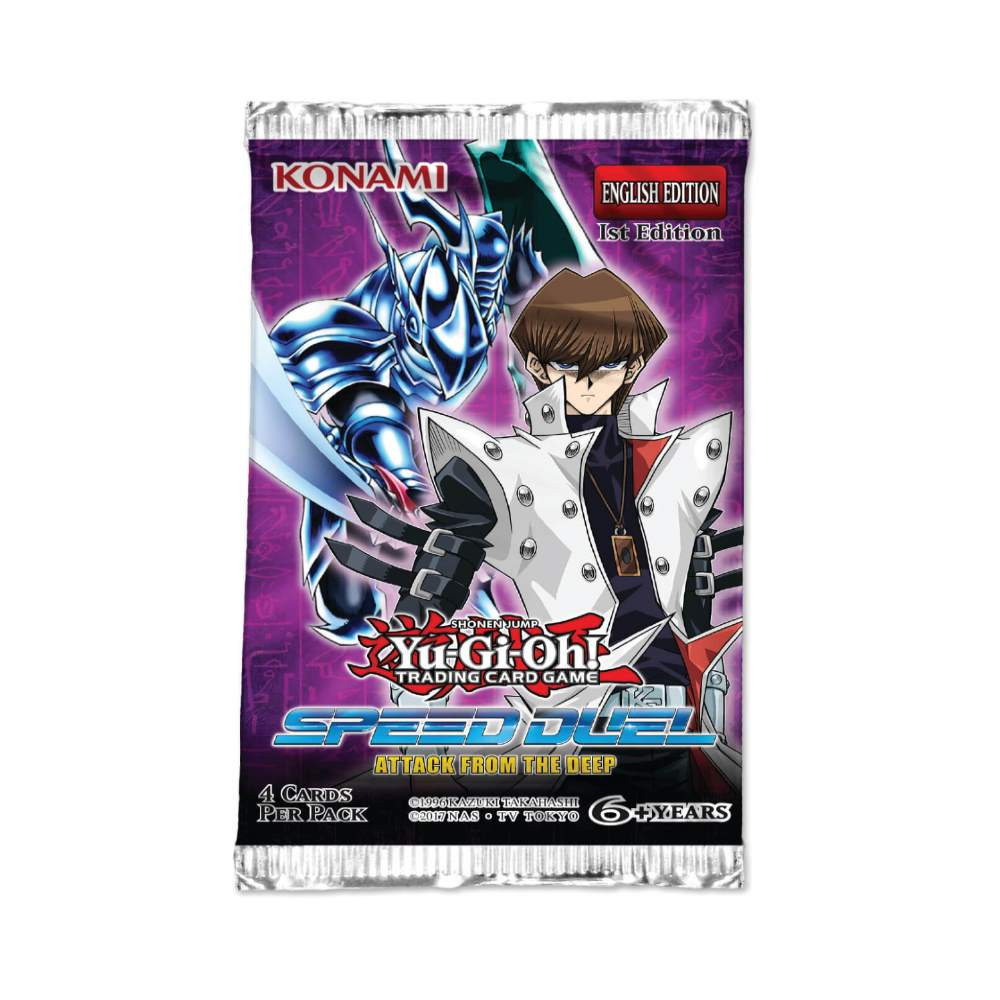 Pachet Yu-Gi-Oh! Speed Duel: Attack from the Deep