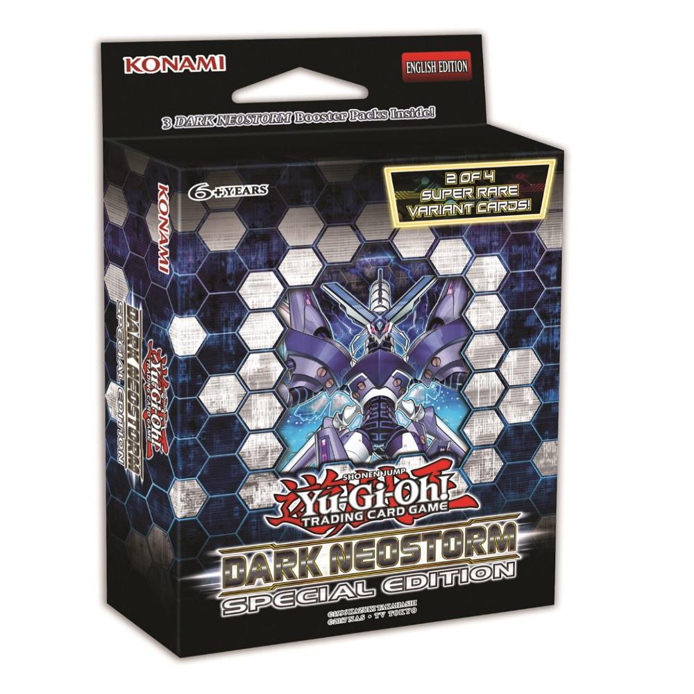 Pachet Yu-Gi-Oh! Dark Neostorm Editie Speciala
