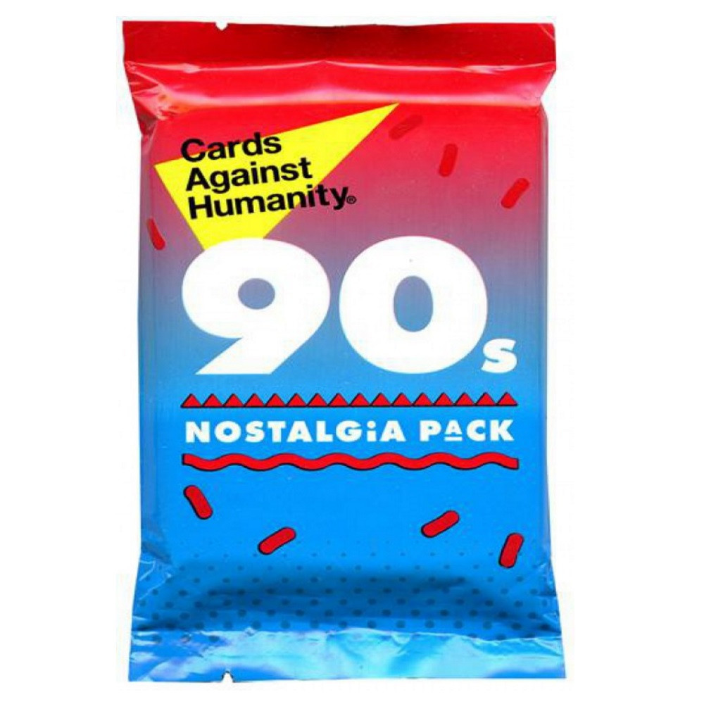 Cards Against Humanity - Nostalgia Pack