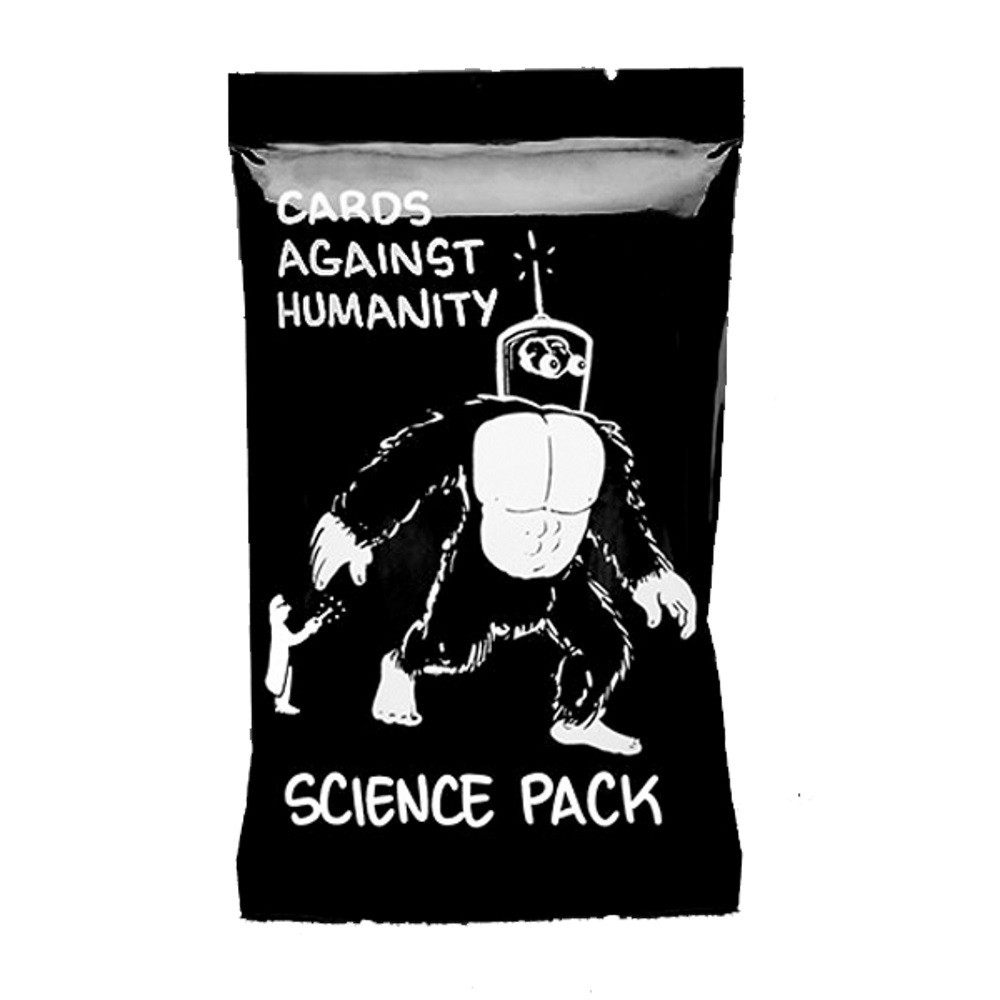 Expansiune Cards Against Humanity - Science Pack