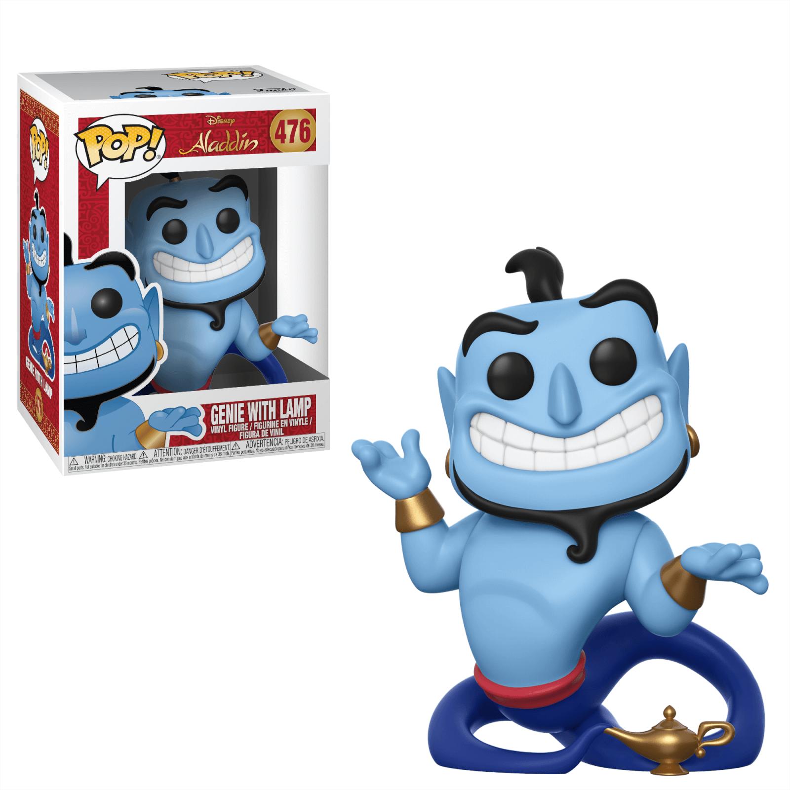 Funko Pop: Aladdin - Genie with Lamp