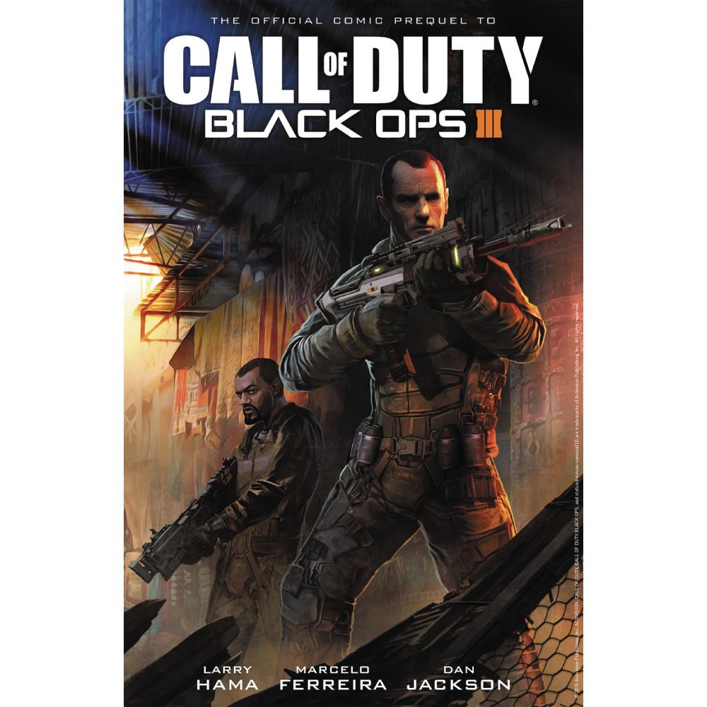 Call of Duty Black Ops III TP