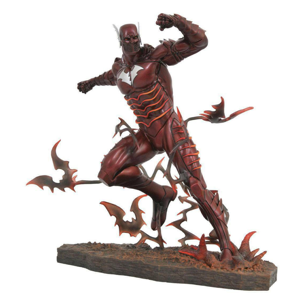 Figurina:DC Gallery Metal Red Death
