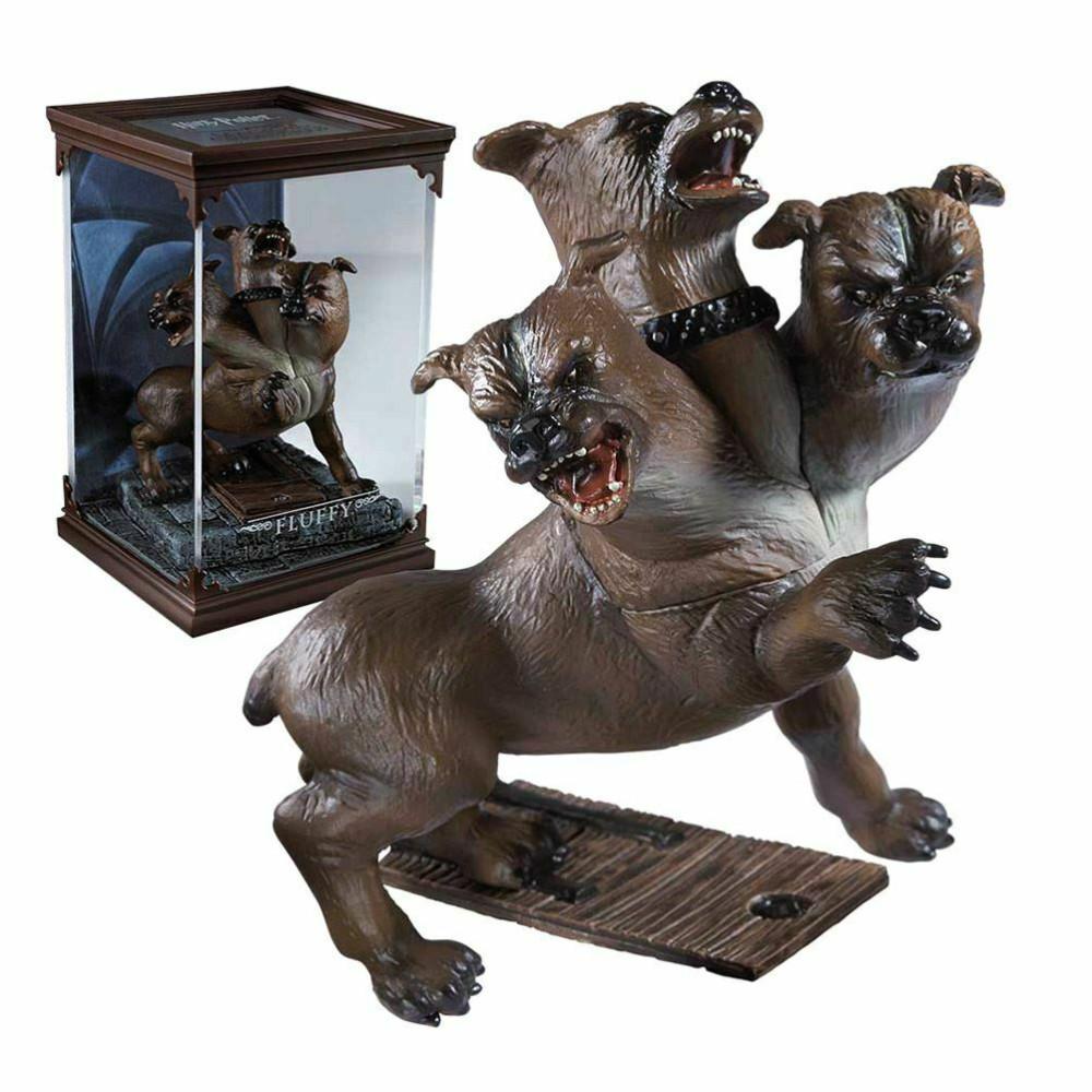 Figurina Harry Potter Magical Creatures Fluffy 13 cm