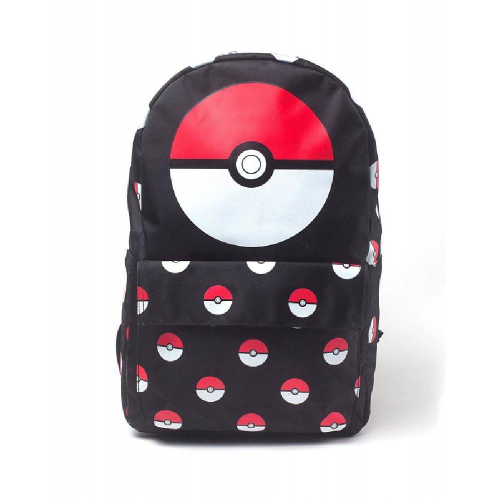 Ghiozdan Pokemon Pokeball