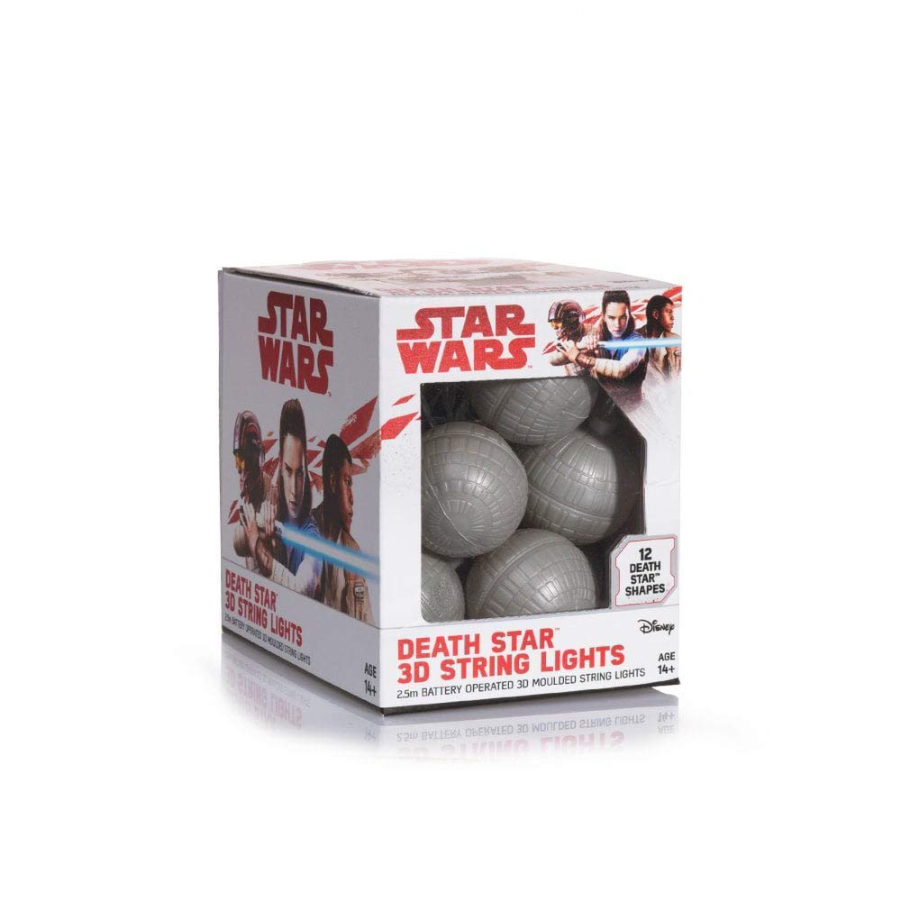 Becuri LED Star Wars 3D Death Star