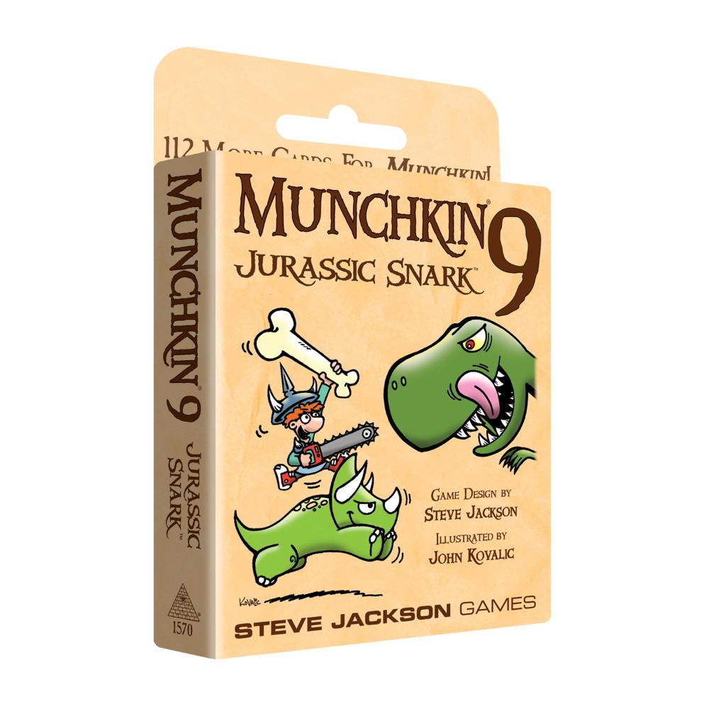 Expansiune Munchkin 9 - Jurassic Snark