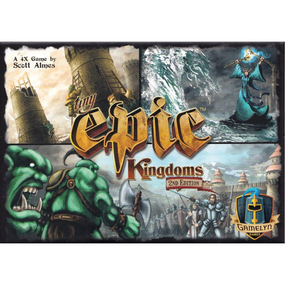 Joc Tiny Epic Kingdoms