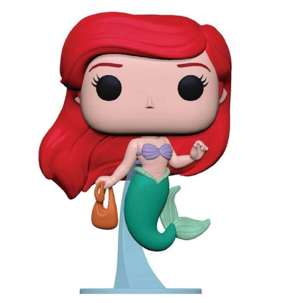 Figurina Funko Pop The Little Mermaid - Ariel cu Geanta