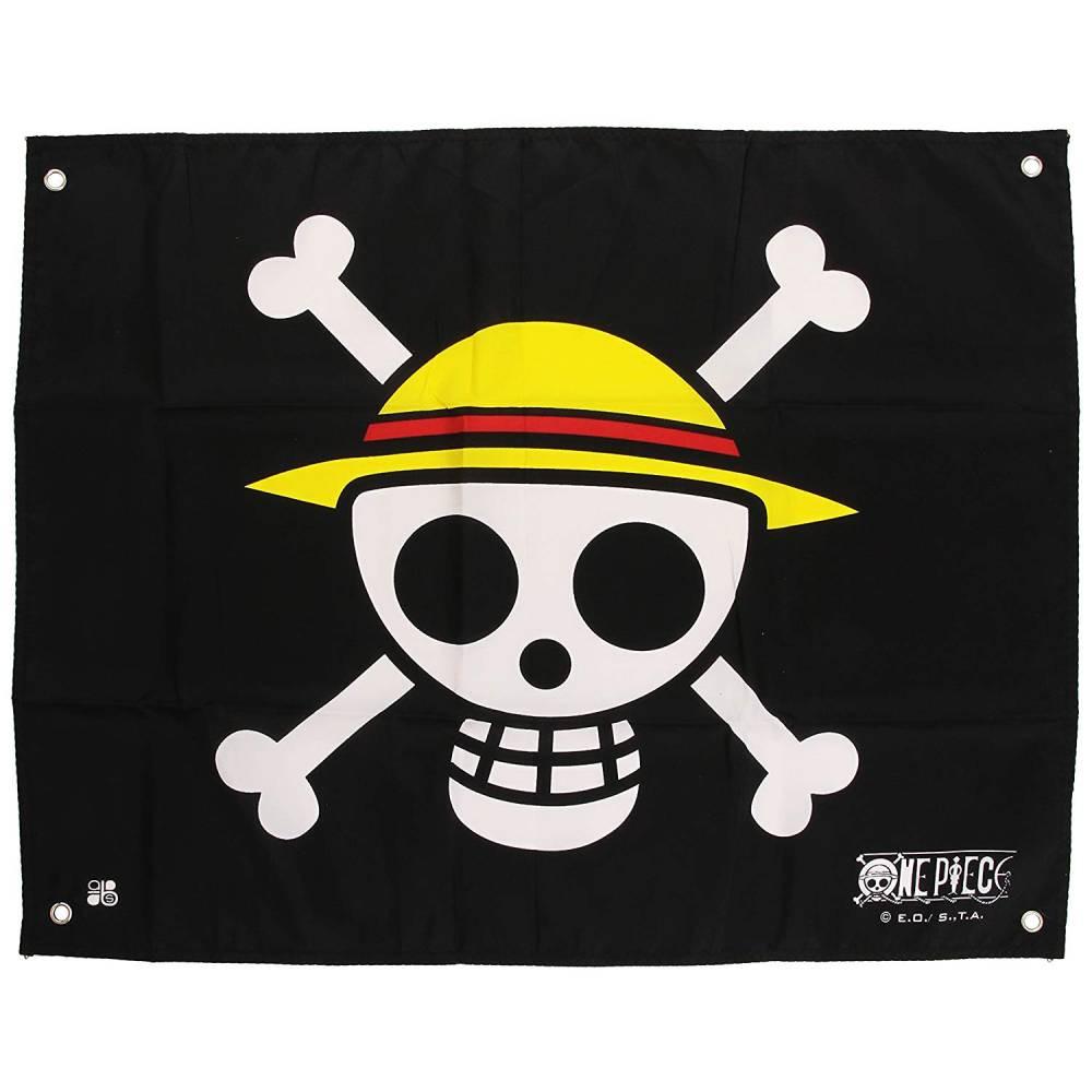Steag One Piece Skull - Luffy