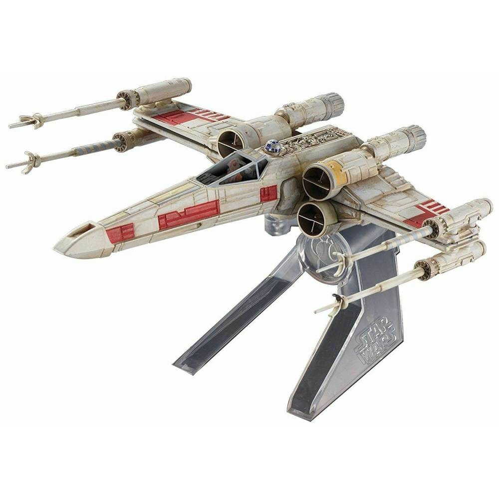 Figurina Star Wars IV A New Hope Diecast Modell X-Wing Starfighter Editie Elite 15 cm