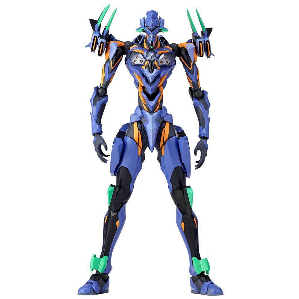 Figurina Articulata Evangelion Evolution Revoltech Final Unit 17 cm