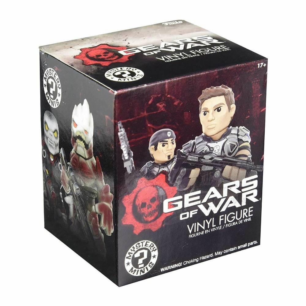 Mini Figurine Mystery Mini Blind Box Gears of War