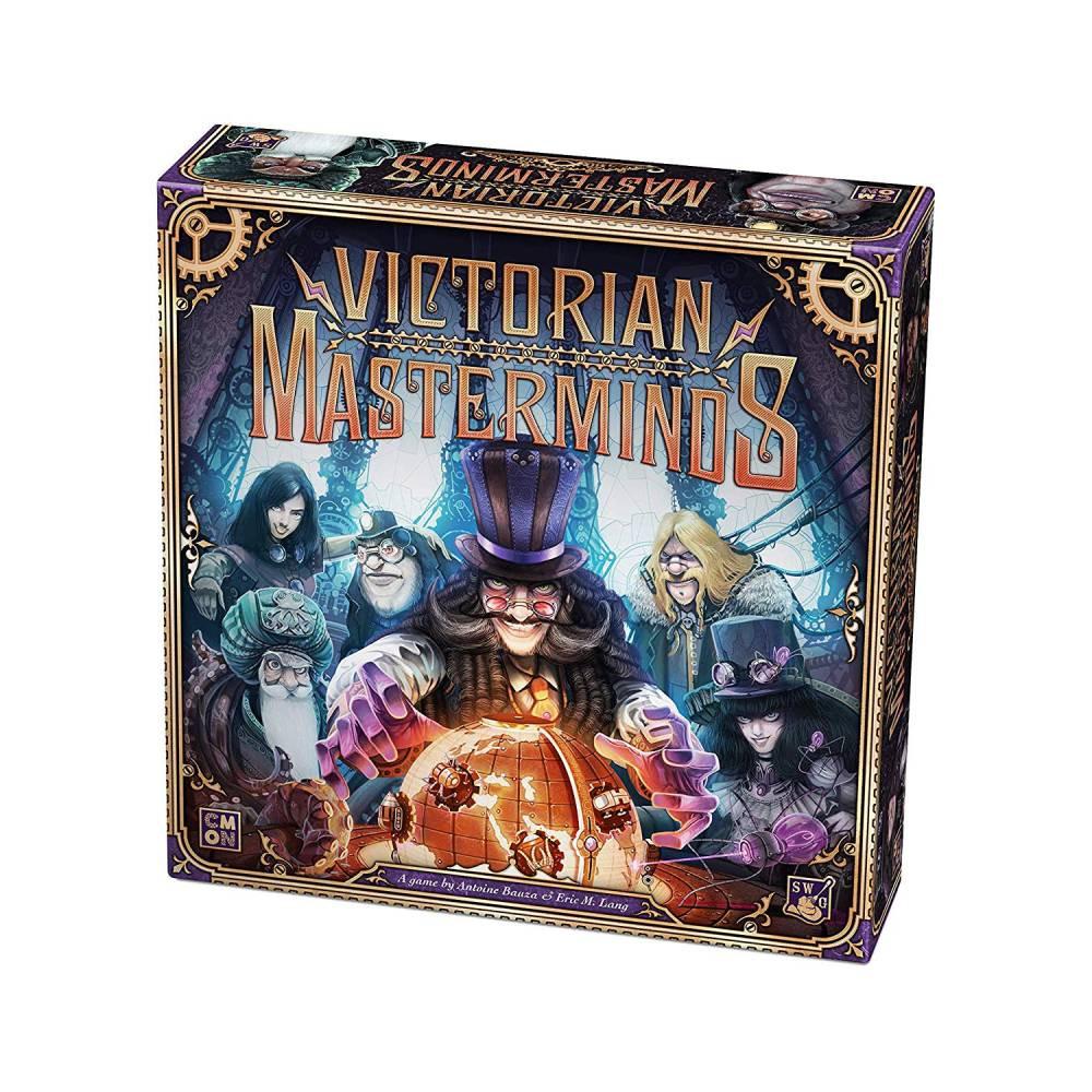 Joc Victorian Masterminds