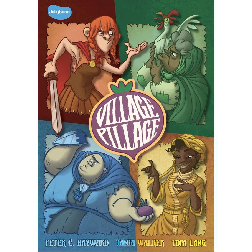Joc Village Pillage