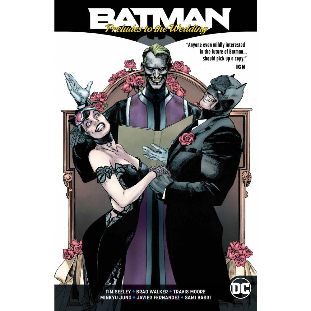 Batman Preludes to The Wedding TP