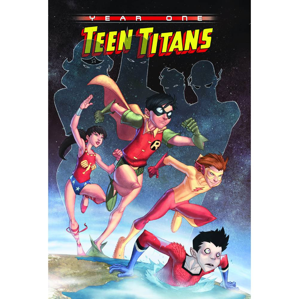 Teen Titans Year One New Edition TP