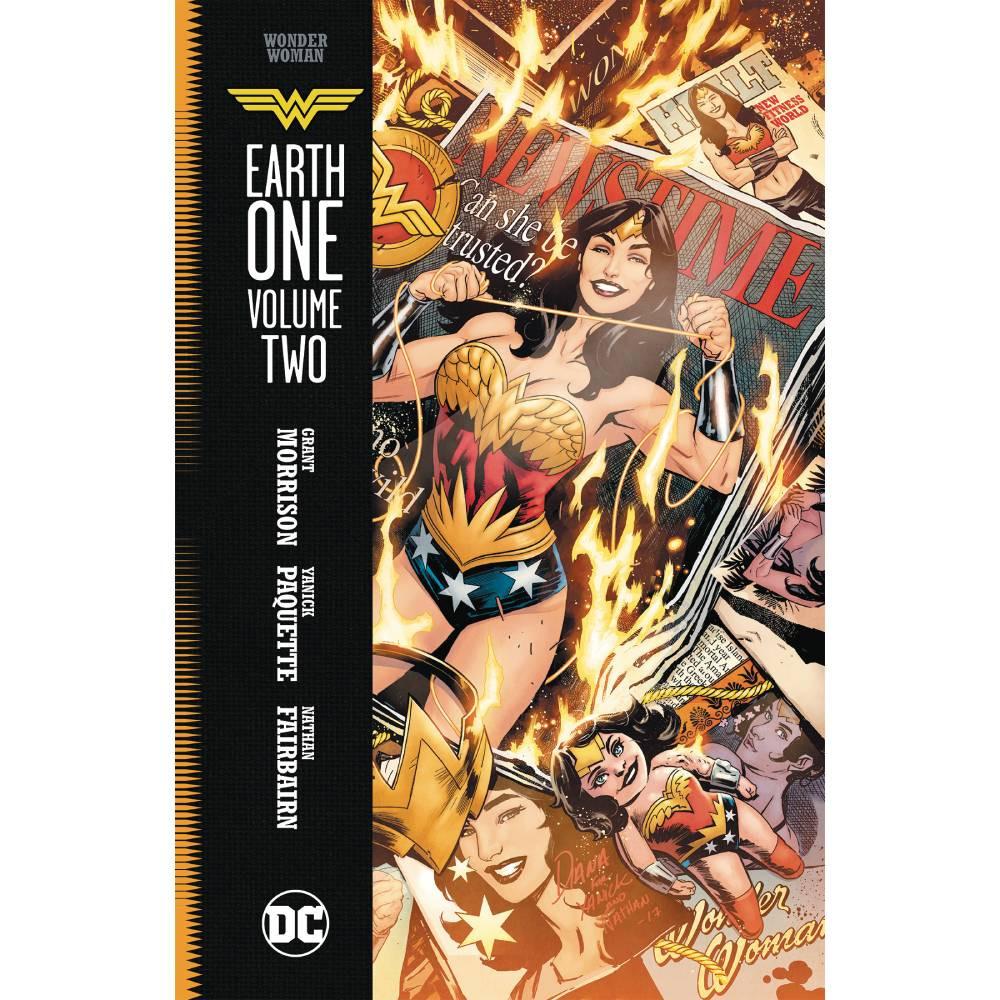 Earth One Wonder Woman HC Vol 02