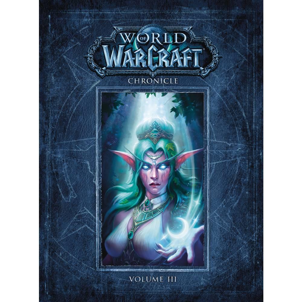 World of Warcraft Chronicle HC Vol 03